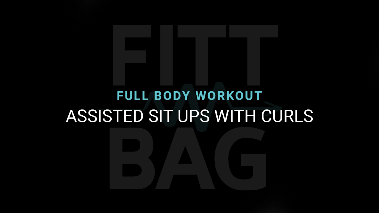 Assisted Sit Ups With Curls