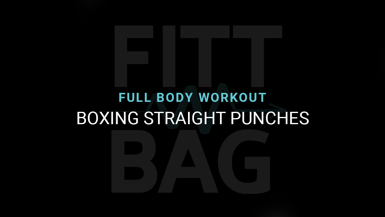Boxing Straight Punches